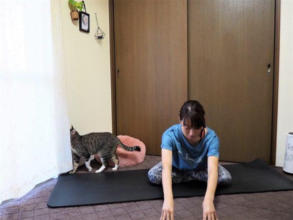 新しい生活様式でイタタ…腰痛をケアする「お尻ストレッチ」♪