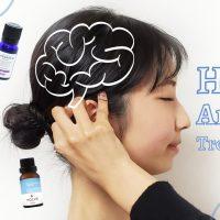 朝の急な痛みに◎つらい頭痛を緩和するアロマトリートメント術
