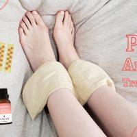 起き上がれないほどつらい朝に…PMSの症状をケアするツボ押し&アロマテラピー