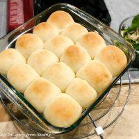 Pull Apart Bread(ちぎりパン)に挑戦