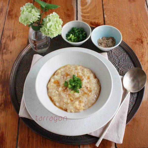 レンジで5分!レトルト活用で超簡単「中華たまご粥」 by:タラゴン(奥津純子)さん