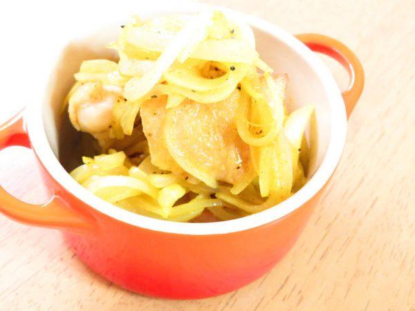 簡単☆鶏肉と玉ねぎのカレーマリネ by:kaana57さん