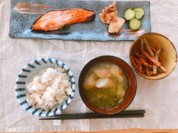 erisaさん_和朝食