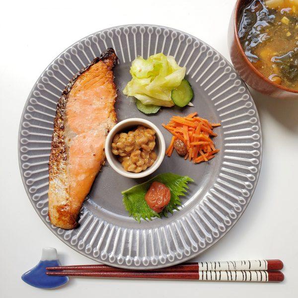 焼き魚プレート