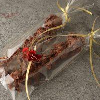 材料3つで人気テーマパークの定番お土産を再現!簡単「さくさくチョコクランチ」