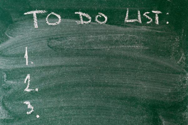 クセをつくれば確実に片づく!「片づけのTO DO LIST」の作り方