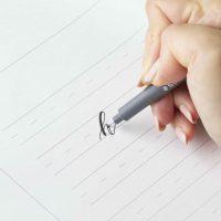 ふつうのペン1本でOK!手帳が華やかになる「おしゃれ文字」の書き方♪