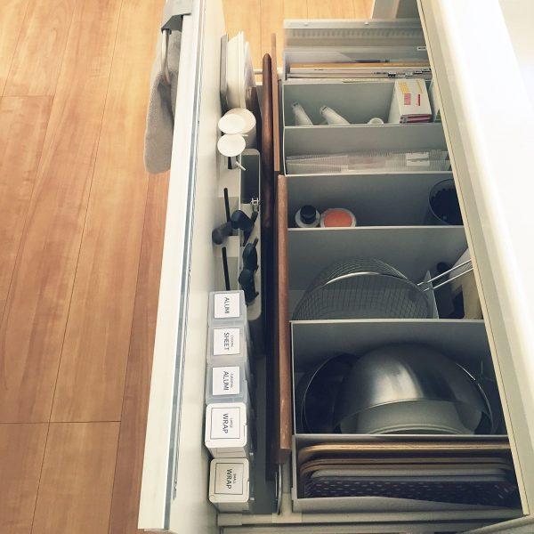 整理整頓はじめよう!キッチン収納アドバイス3選by徳島久輝さん