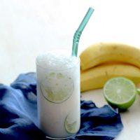 バナナジュースも爽やかに!「炭酸」ちょい足しドリンクのすすめ