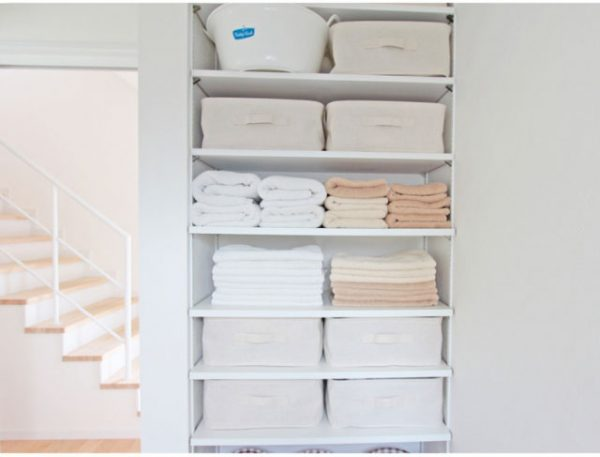 整えるって気持ちいい♪使いやすそうな「洗面所」収納アイデア3選by 徳島久輝さん
