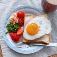トーストアレンジがお気に入り♪生活が激変しても変わらない朝食習慣