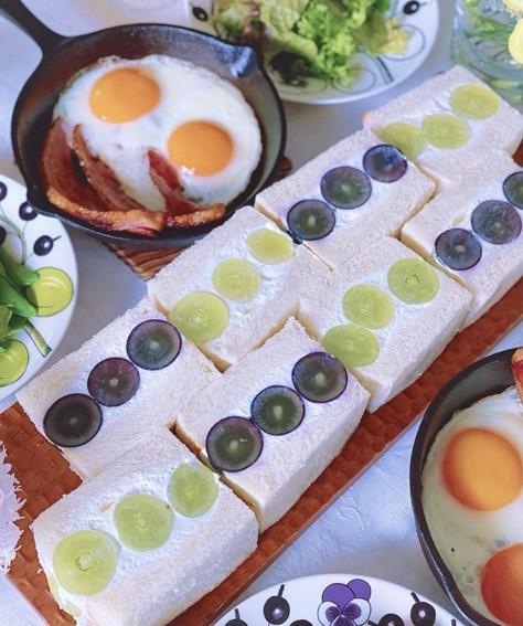 手作りパンとスープが欠かせない。家族と食卓を囲む私の幸せ朝時間♪