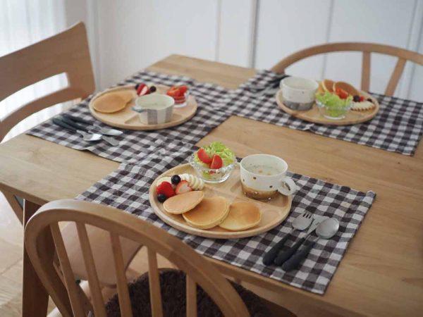 朝美人アンバサダーrikaさん朝食