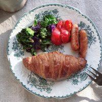朝の時短はフライパンで3品調理!わたしの朝食の楽しみ方