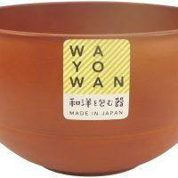 和食にも洋食にも使える!レンジOKのお椀「WAYOWAN」