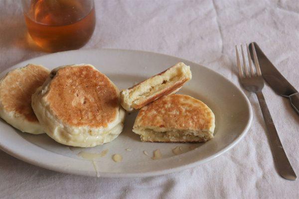 オーブン不要!ホットケーキミックスで簡単♪韓国のおやつ「ホットク」