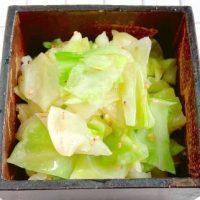 レンジで簡単!旬の「春キャベツ」朝ごはんレシピ5選