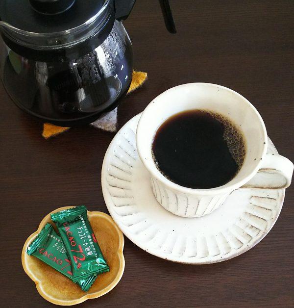 朝美人アンバサダーkotoさん_朝のコーヒー