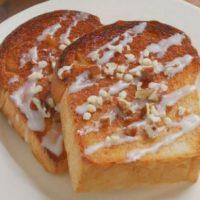 簡単でも満足度たっぷり!「食パン」アレンジレシピ5選