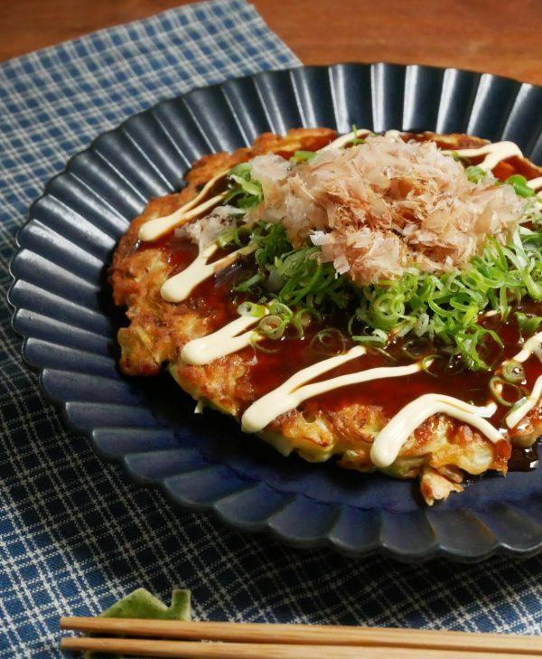 軽くてヘルシー♪作り置きもできる「豆腐と納豆のお好み焼き」 by:料理家 村山瑛子さん