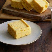 【レンジ5分】ぐるぐる混ぜてチンするだけ!簡単ヘルシー「おからレンジ蒸しパン」