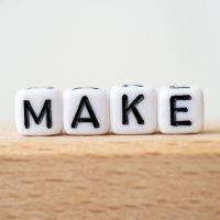 英語「make it」の意味って?