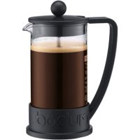 手軽に本格派コーヒーが楽しめる♪「BODUM フレンチプレスコーヒーメーカー」
