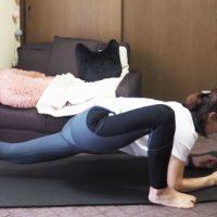 自律神経を整えて代謝もUP!四つ這いでできる 「ゆる体幹トレーニング」【2】