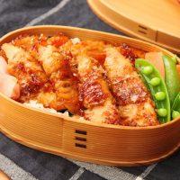 ご飯が進むテリヤキ味!「肉巻きたけのこ」「旬野菜のバター煮」2品弁当