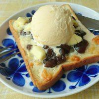まるでスイーツ♪朝から至福の「デザートトースト」アレンジ3選