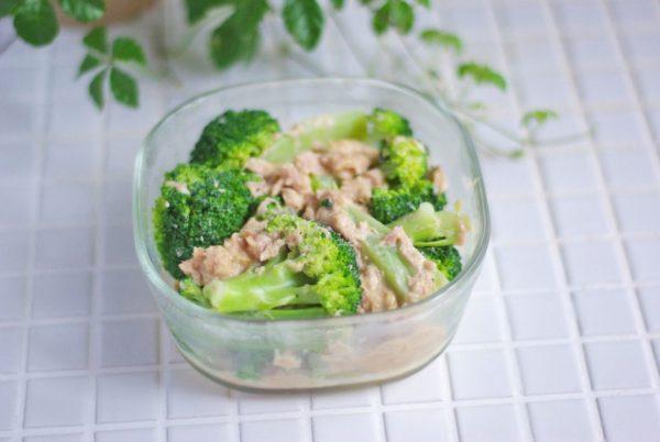 茹でて和えるだけ!簡単作り置き「ブロッコリーの味噌マヨ」
