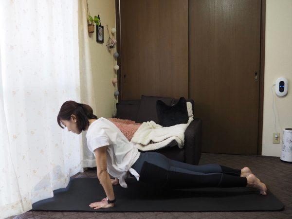 お腹と背中に効く!美しいボディラインを作る 「ゆる体幹トレーニング」【3】