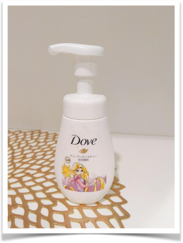 洗顔料:Dove ビューティーモイスチャー