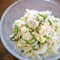 ダイエット中におすすめ♪さらにヘルシーな簡単サラダレシピ3選