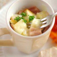 鍋もフライパンも使わず簡単!「マグカップ」朝ごはんレシピ3選