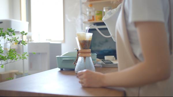 yayoiさん_コーヒー朝時間