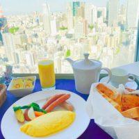 自分へのご褒美♪ちょっぴり贅沢な「ホテル朝時間」@パークホテル東京