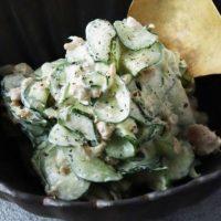 味付けが簡単!サンドイッチにも使える万能レシピ「きゅうりとツナのマヨサラダ」