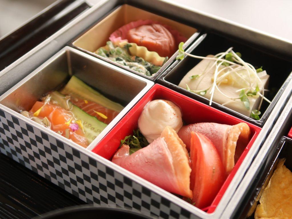 和-NAGOMI- LOUNGEの和朝食