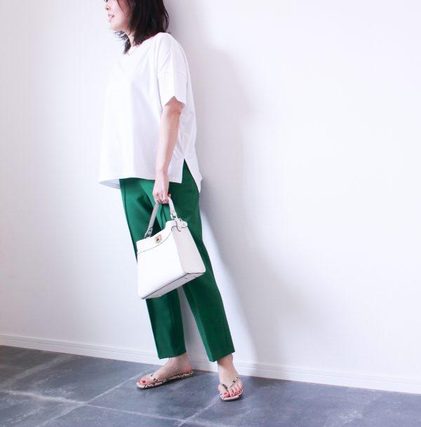 今年の夏はこう楽しむ!「白Tシャツ」のおしゃれな着こなし