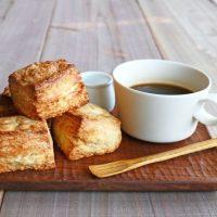 休日モーニングに♪ホットケーキミックスで作る料理家さん達の「スコーン」レシピ3選