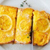 ふわとろ食感がたまらない♪簡単「フレンチトースト」アレンジレシピ5選