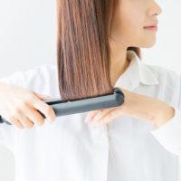 髪のダメージを減らそう!「ヘアアイロン」を使うときのコツ3選