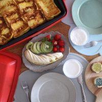 平日はお弁当に一工夫、休日は一緒に朝ごはん…子どもたちと楽しむ私の朝時間♪