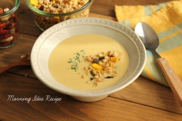 スープ+グラノーラ