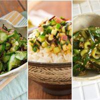 冷やしておいしい♪夏におすすめ「ご飯のお供」作り置き3選