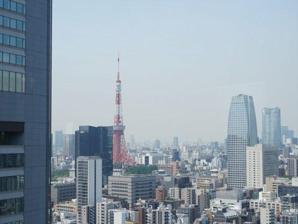 東京タワーの絶景付き!「ザ ロイヤルパークホテル アイコニック 東京汐留」
