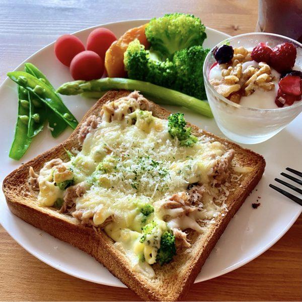 時間のない朝でも簡単!「パン」を使ったダイエット朝ごはん