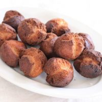 身近な材料で簡単!沖縄のドーナツ「サーターアンダギー」レシピ