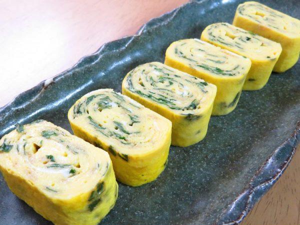白だしで簡単☆しそ風味の出汁巻き卵焼き bykaana57さん